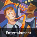 Shop Entertainment Art
