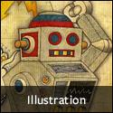 Shop Illustration Art